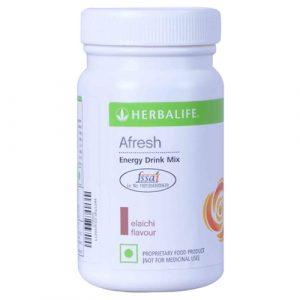Herbalife Afresh Energy Drink Elaichi