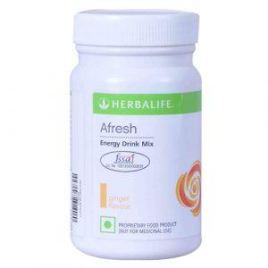 Herbalife Afresh Energy Drink Ginger