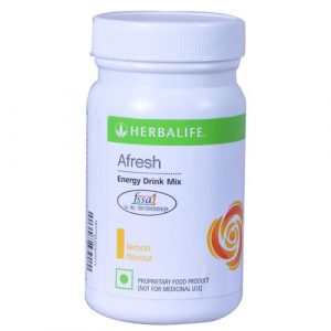 Herbalife Afresh Energy Drink Lemon