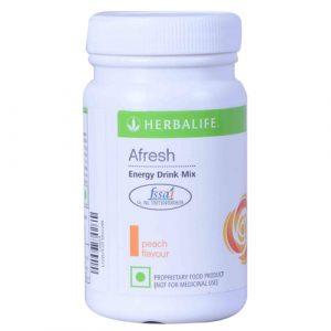 Herbalife Afresh Energy Drink Peach