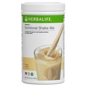 Herbalife Formula 1 Shake Vanilla