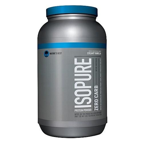 Isopure Zero Carb Protein