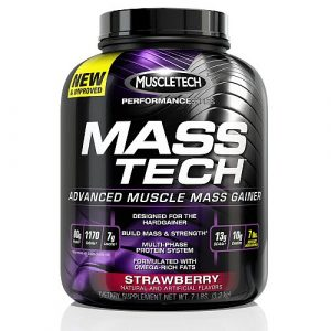 Muscletech masstech