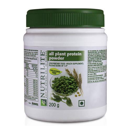 Amway protein powder 200g india