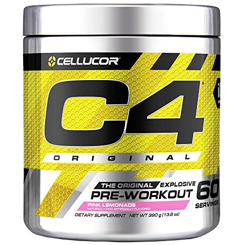 Cellucor C4 60 serving
