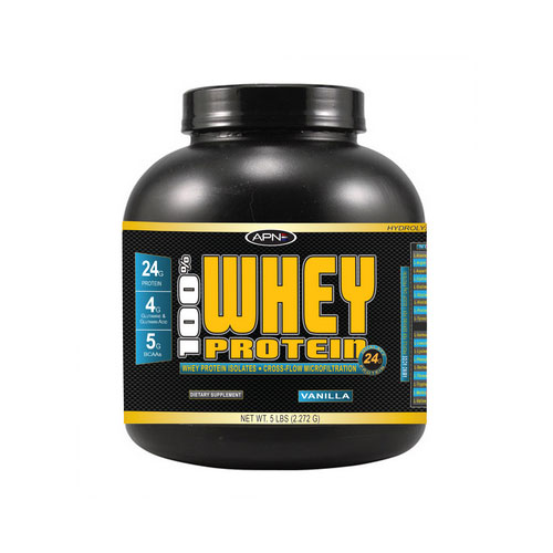 APN whey protein powder