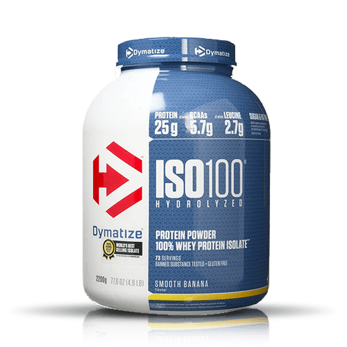 Dymatize ISO 100 Isolate Protein