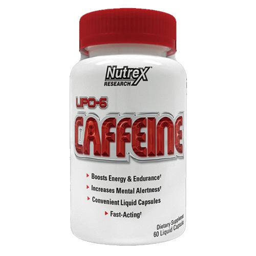 Nutrex caffeine