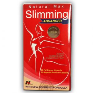 Natural Max Advanced Slimming Capsule India
