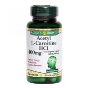 Nature's bounty l carnitine