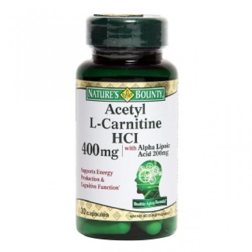 Natures Bounty L-Carnitine