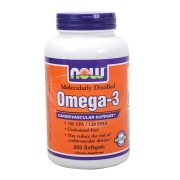 Now foods Omega 3 supplement