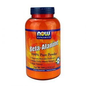 Now beta alanine powder