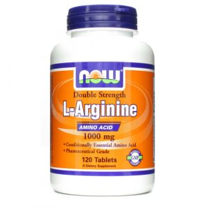 Now l arginine supplement