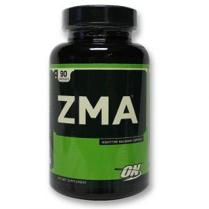Optimum Nutrition ZMA Capsules