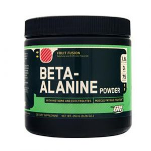 Optimum beta alanine powder