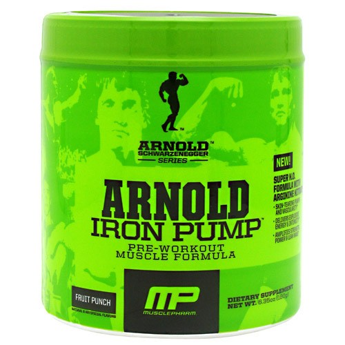 Buy Arnold Iron Pump in india at proteinsstore.com