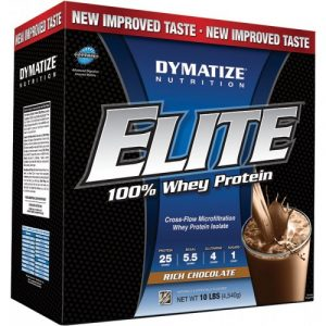 Dymatize Protein Powder Chocolate 10lbs