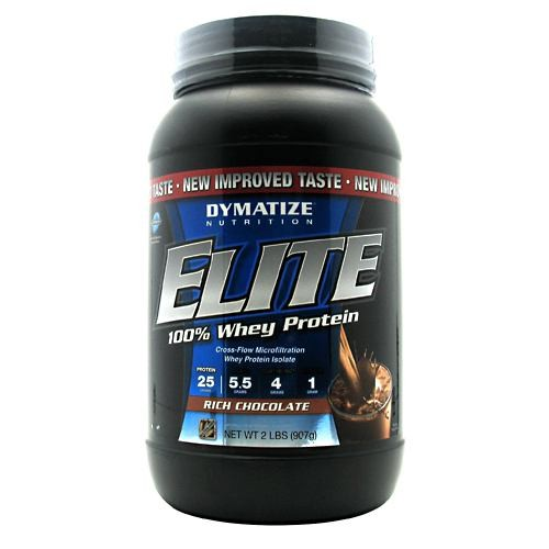 Dymatize Whey Protein Powder Chocolate 2lbs