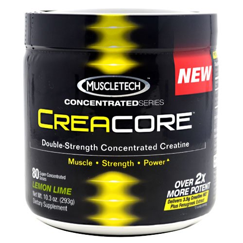 Muscleech Creacore creatine powder supplement