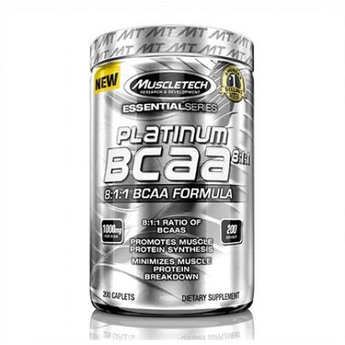 Muscletech BCAA tablets
