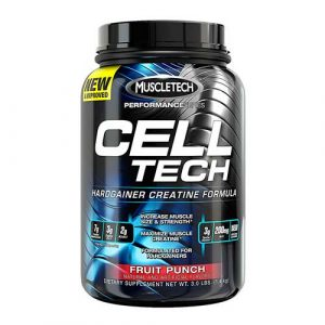 MuscleTech Cell Tech 3lbs