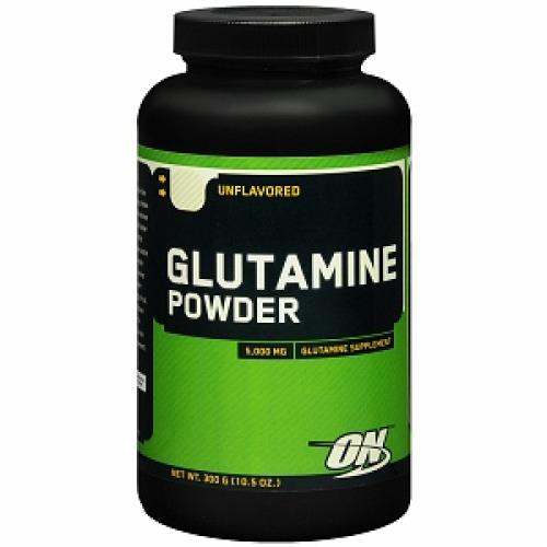 Optimum nutrition glutamine powder 300g