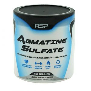 RSP Nutrition Agmtine Saulfate
