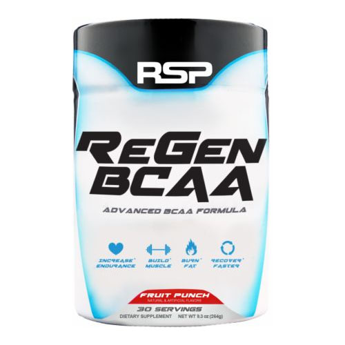 RSP nutrition regen bcaa powder