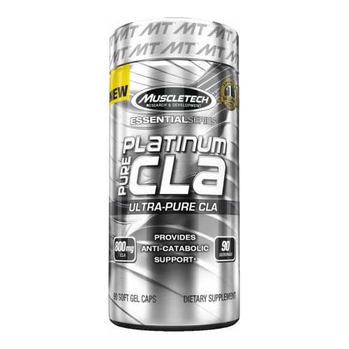 MuscleTech platinum pure cla softgel
