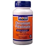 Now Chromium Picolinate Capsules