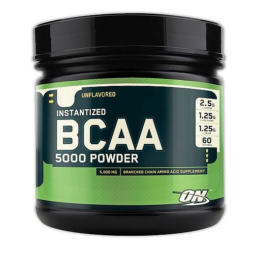 Optimum nutrition bcaa powder 300g