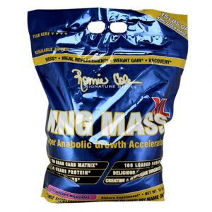 Ronnie Coleman signature series king mass xl gainer Powder 15lbs