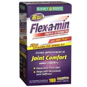 Nature's Bounty Flex a Min 180 Tablets