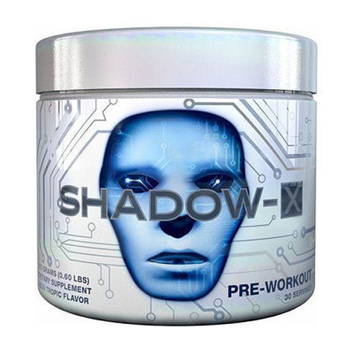 Cobra Labs Shadow X Pre Workout Powder 30 Serving