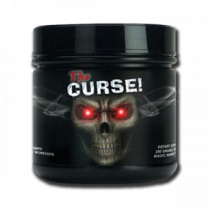 Cobra Labs Curse Pre Workout Powder 250g