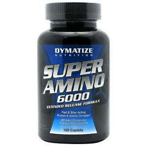 Dymatize Super Amino 6000 Unflavored 345 Caplets