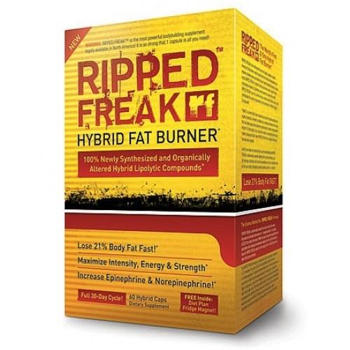 PharmaFreak Ripped Freak Fat Burner 60 capsules