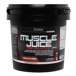 Ultimate Nutrition Muscle Juice 2600