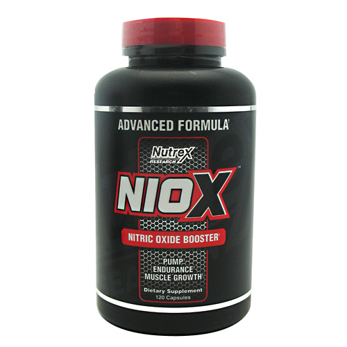 Nutrex Niox 120 Caps supplement in India