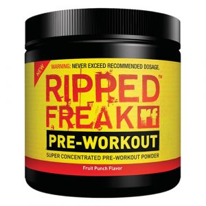 Ripped Freak Pre Workout India