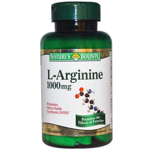 Natures Bounty L-Arginine