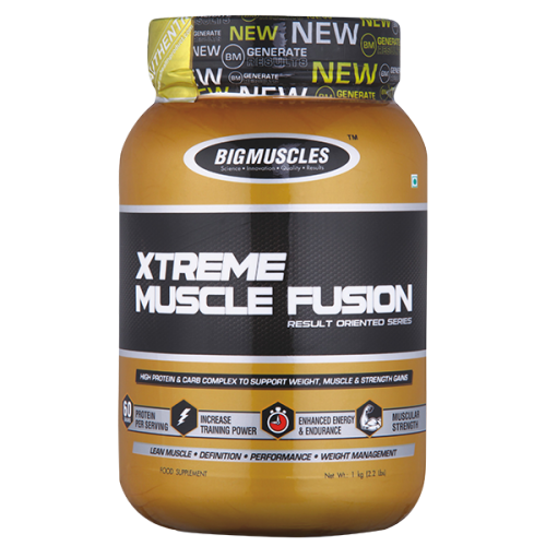 Big Muscles Xtreme Muscle Fusion Cholcolate 6lbs