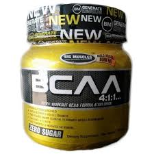 Big Muscles BCAA