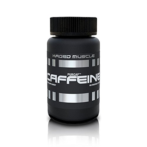 Kaged Muscle Caffeine Capsules
