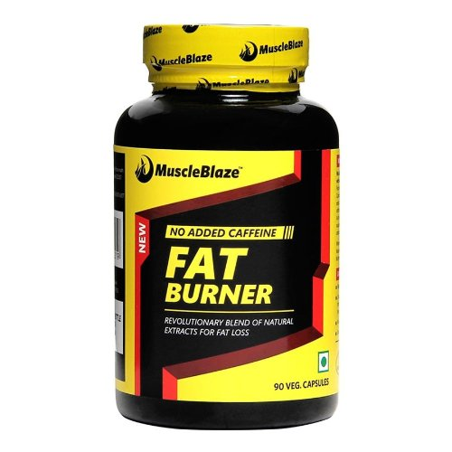 MuscleBlaze Fat Burner 90 capsules Unflavoured