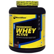 MuscleBlaze Whey Active 4.4 lb Chocolate