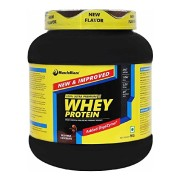 MuscleBlaze Whey Protein 2.2 lb Rich Milk Chocolate