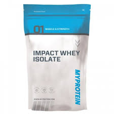 MyProtein Impact Whey Isolate 1kg