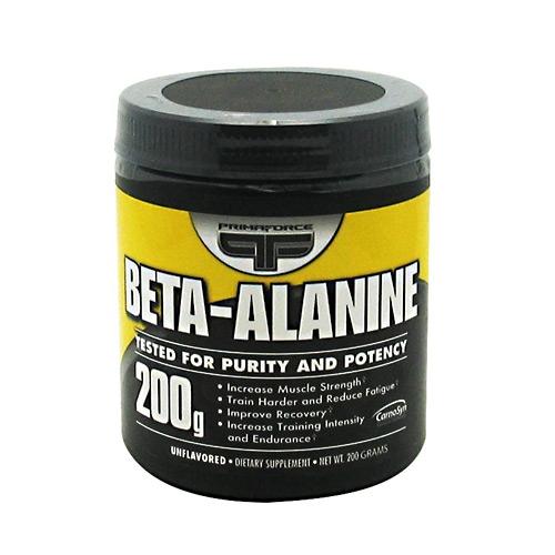 PRIMAFORCE BETA-ALANINE 200 GM